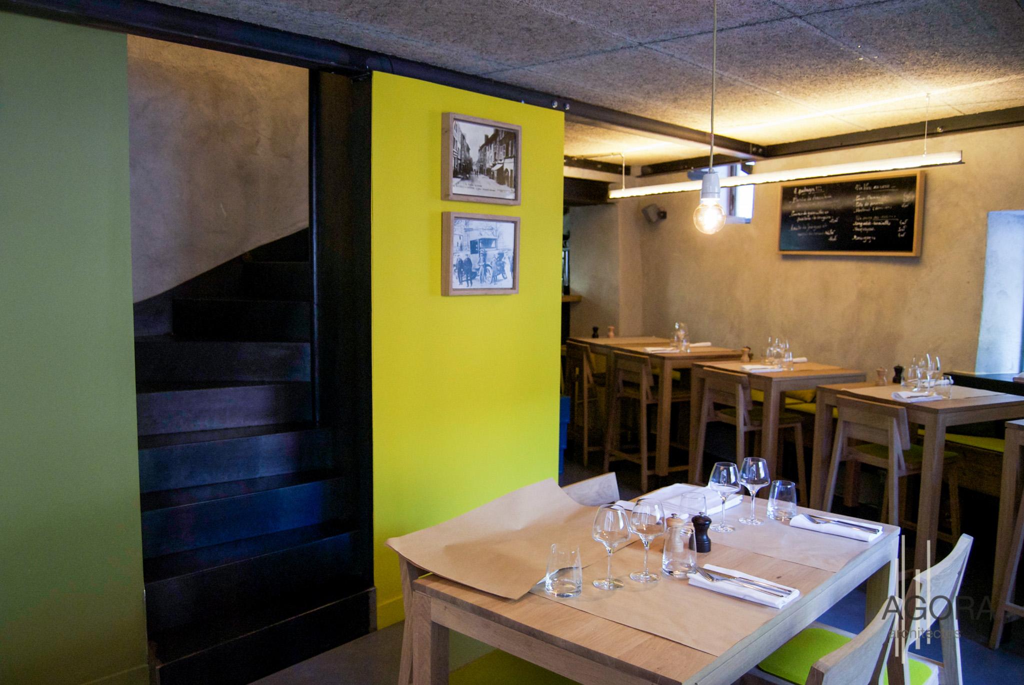 Le Cafe Louis Grenoble Restaurant