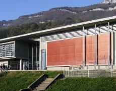 Collège La Pierre Aiguille au Touvet (38)