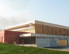 Gymnase de Monestier-de-Clermont (38)