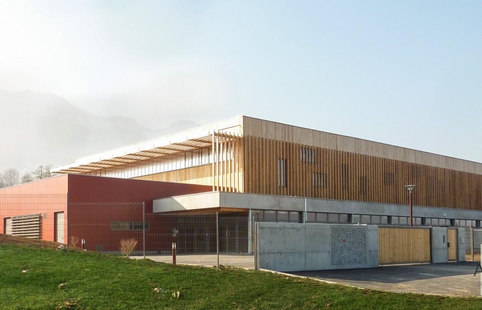 Gymnase de Monestier-de-Clermont