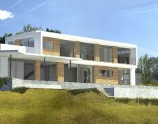 Villa H à Corenc (38)