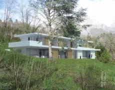Villa S à Corenc (38)
