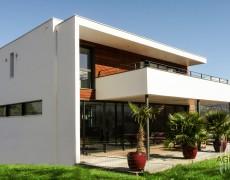 Villa Z à Brie-et-Angonnes (38)