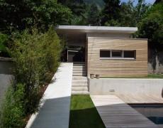 Aménagements extérieurs, Villa BR à La Tronche (38)