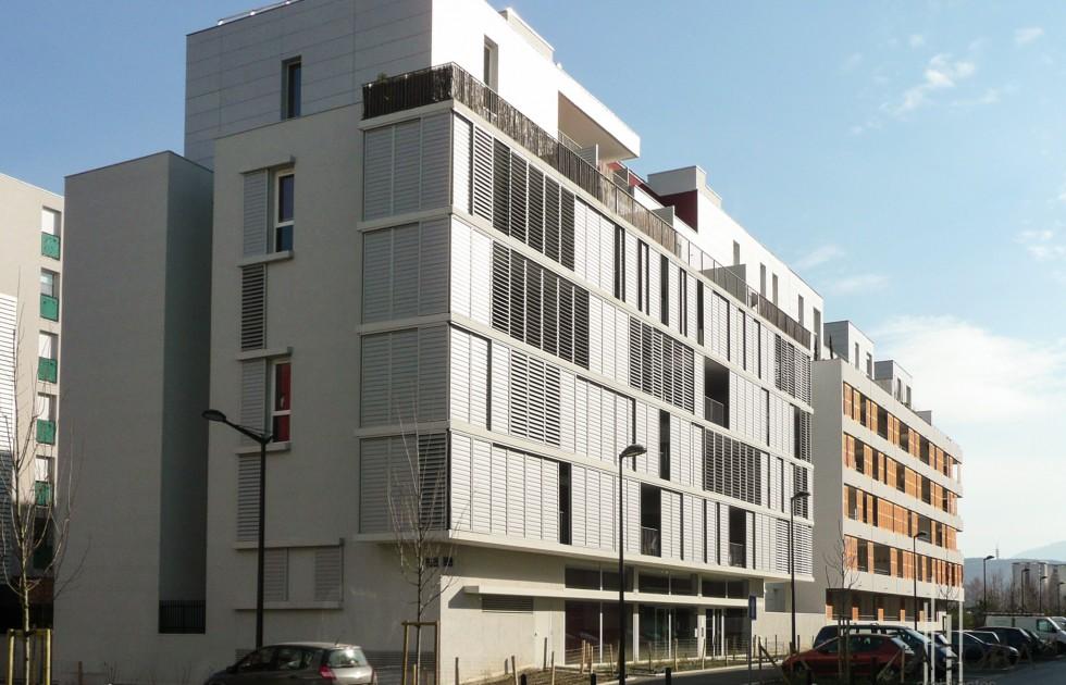 Les Terrasses des Sylphides à Grenoble