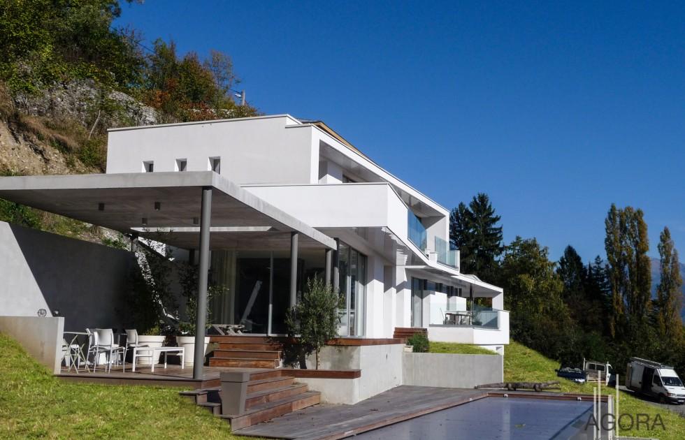 Villa M à Corenc