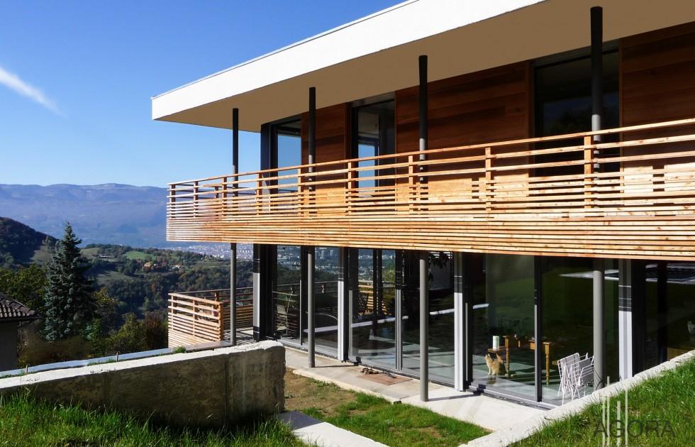 Villa O à Venon