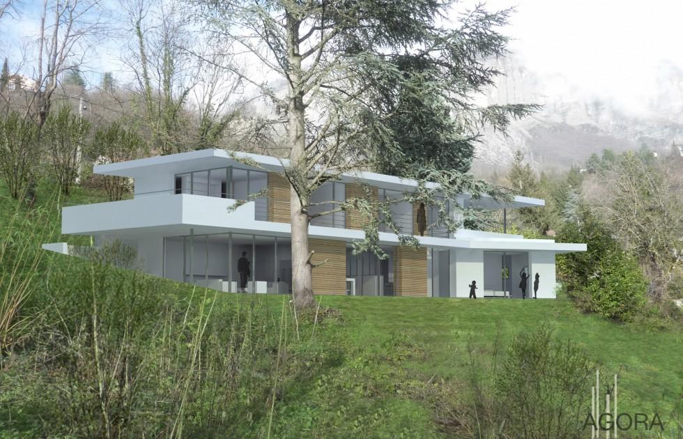 Villa S à Corenc